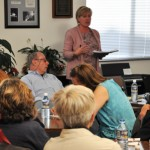 Lori presented at a Lyons Chamber of Commerce Workshop